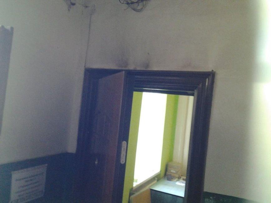 У Львові підпалили обласний штаб «Батьківщини» (ФОТО), фото-2