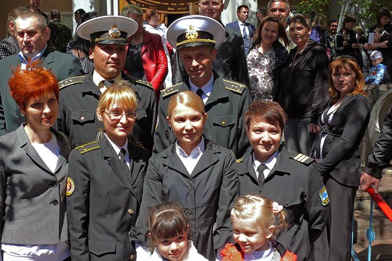 На Николаевщине Тимошенко пообещала детям крымских военных, что они обязательно вернутся домой (ФОТО) - обновлено, фото-6