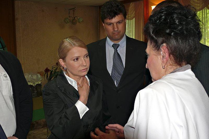 На Николаевщине Тимошенко пообещала детям крымских военных, что они обязательно вернутся домой (ФОТО) - обновлено, фото-3