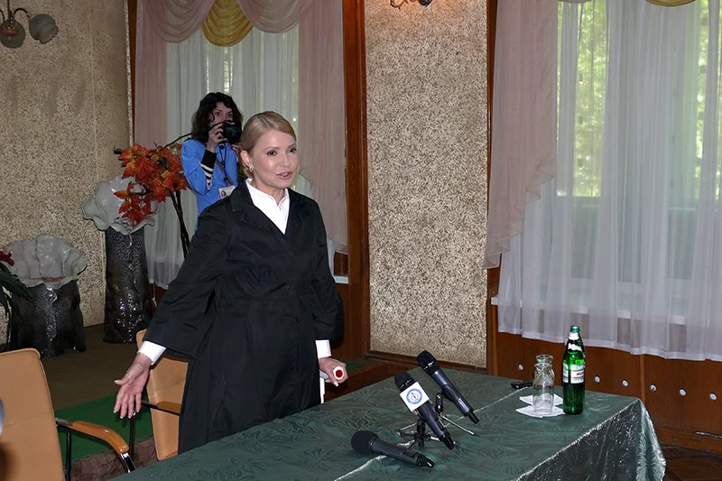 На Николаевщине Тимошенко пообещала детям крымских военных, что они обязательно вернутся домой (ФОТО) - обновлено, фото-1
