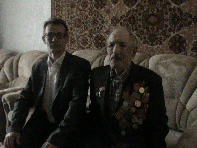 Единоросы округа №6 поздравили таганрожских ветеранов войны, фото-3