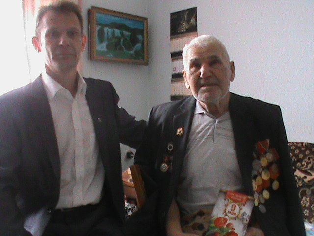 Единоросы округа №6 поздравили таганрожских ветеранов войны, фото-4