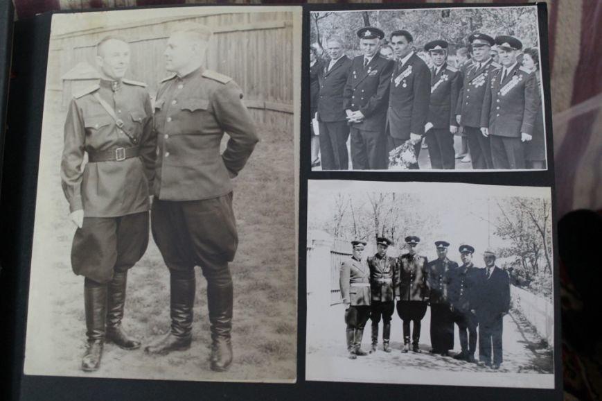 Артемовские ветераны получают поздравления с Днем Победы от благотворительного фонда «ДАР», фото-4