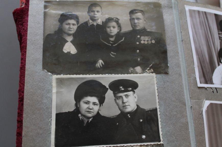 Артемовские ветераны получают поздравления с Днем Победы от благотворительного фонда «ДАР», фото-5