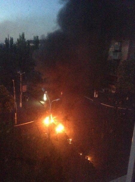 В Мариуполе начались военные действия? (ФОТО+ОБНОВЛЯЕТСЯ) (фото) - фото 4