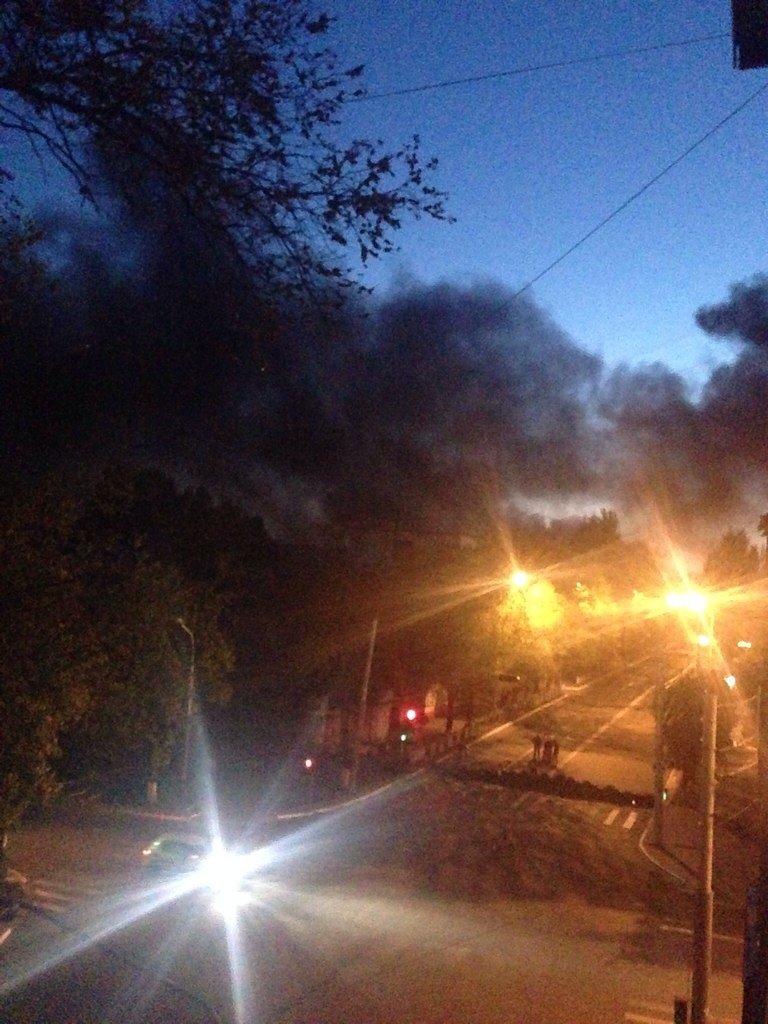 В Мариуполе начались военные действия? (ФОТО+ОБНОВЛЯЕТСЯ) (фото) - фото 2