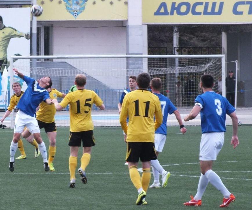 Ульяновская «Волга» одержала волевую победу над «Зенитом», фото-6