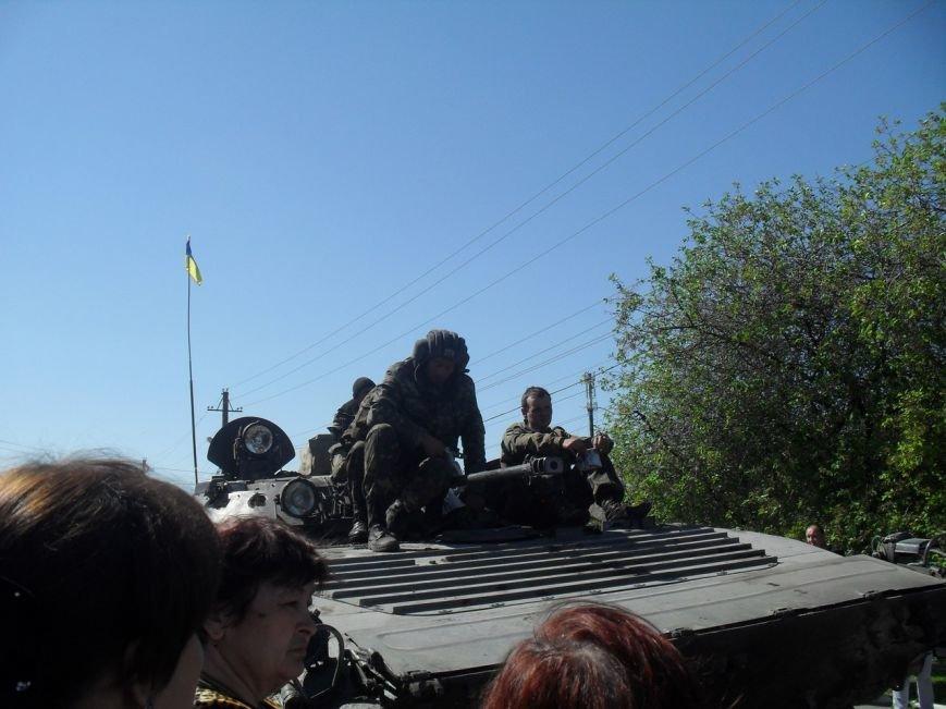 В Мариуполь вошли танки (ФОТО+ВИДЕО), фото-3