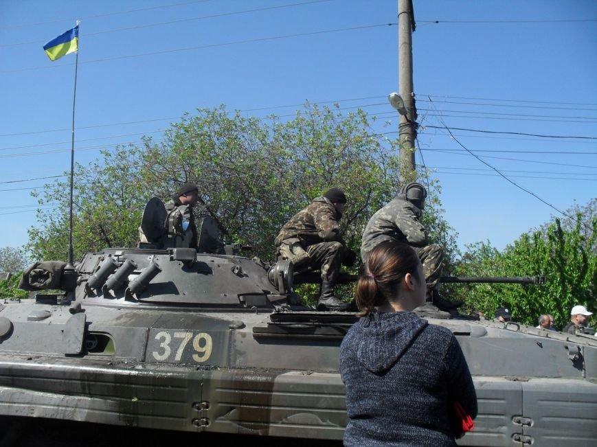 В Мариуполь вошли танки (ФОТО+ВИДЕО), фото-6