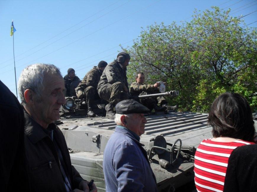 В Мариуполь вошли танки (ФОТО+ВИДЕО), фото-4