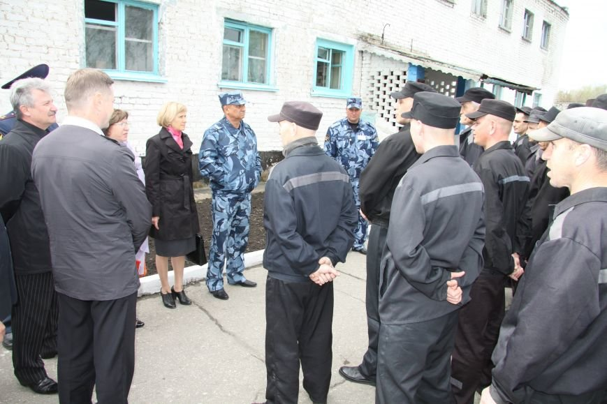 Ульяновским заключенным рассказали об их правах, фото-2