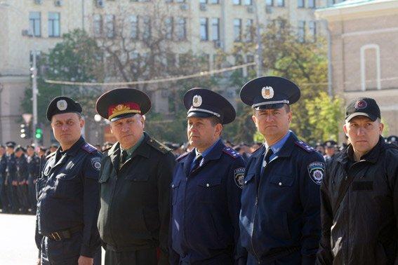 Порядок в Харькове ежедневно будут охранять около пяти тысяч милиционеров, фото-2