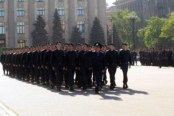 Порядок в Харькове ежедневно будут охранять около пяти тысяч милиционеров, фото-4