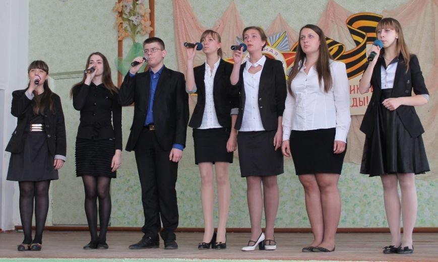 В Артемовске поздравили ветеранов войны и ветеранов педагогического стажа, фото-3