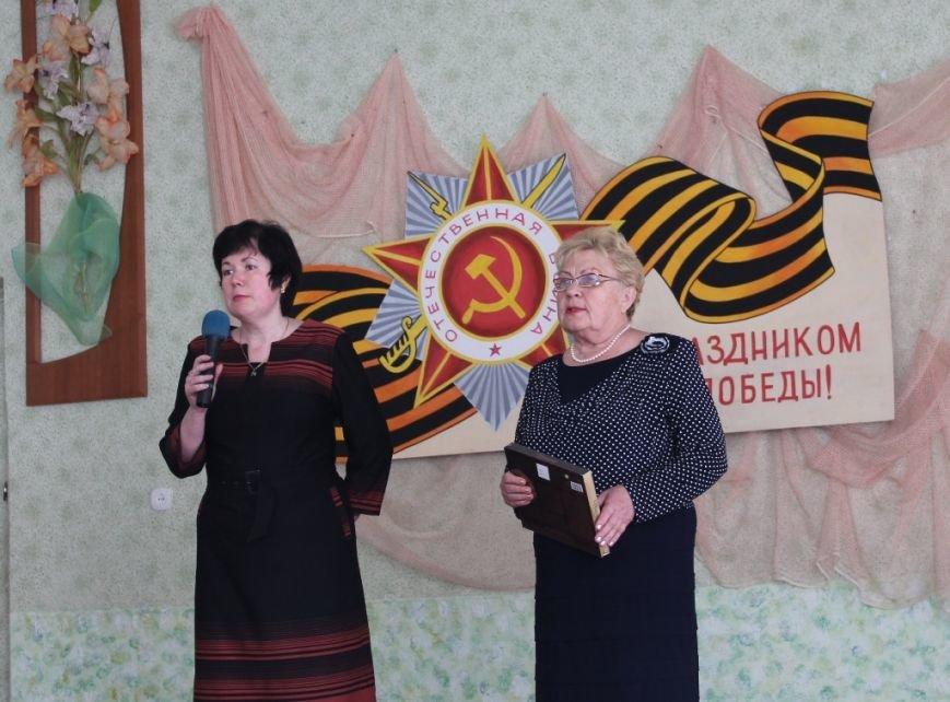 В Артемовске поздравили ветеранов войны и ветеранов педагогического стажа, фото-10