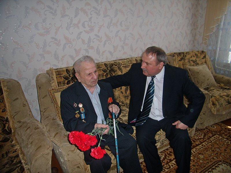 Сальников Петр Иванович и Романчук Николай Павлович