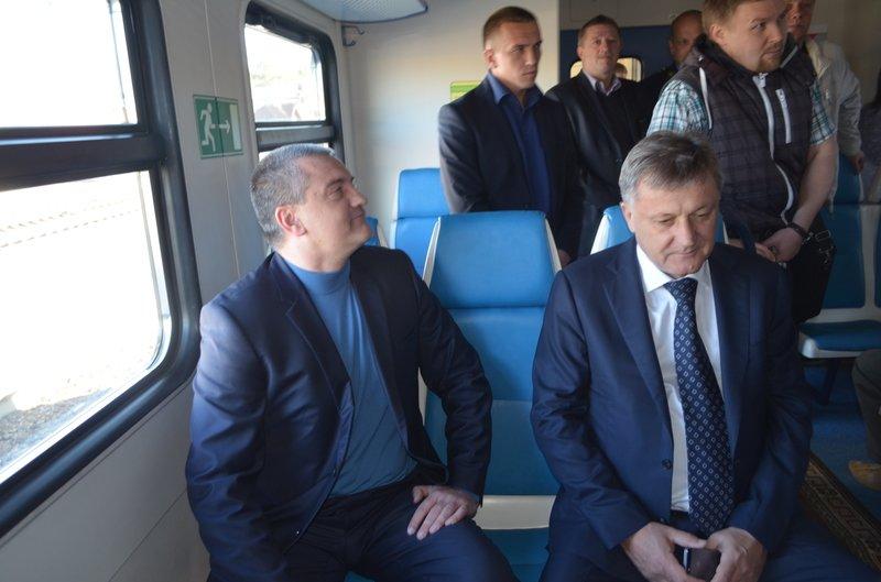 Симферопольцев в Евпаторию и Севастополь будет возить современная электричка (добавлены ФОТО), фото-8