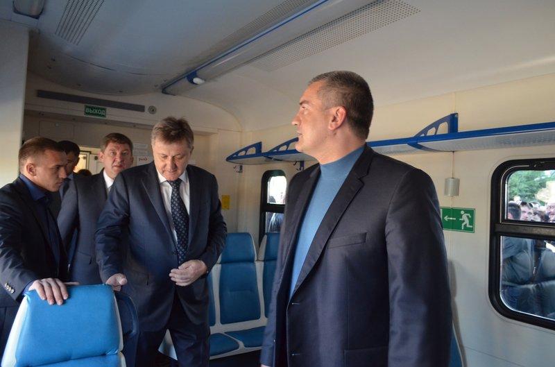Симферопольцев в Евпаторию и Севастополь будет возить современная электричка (добавлены ФОТО), фото-7