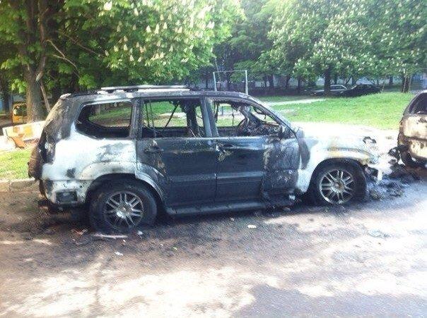 Ночью в Харькове горели автомобили. Подробности происшествия, фото-2