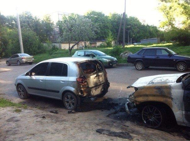 Ночью в Харькове горели автомобили. Подробности происшествия, фото-5