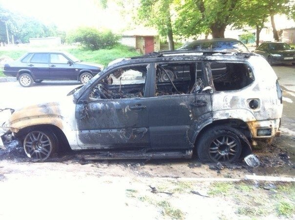 Ночью в Харькове горели автомобили. Подробности происшествия, фото-6