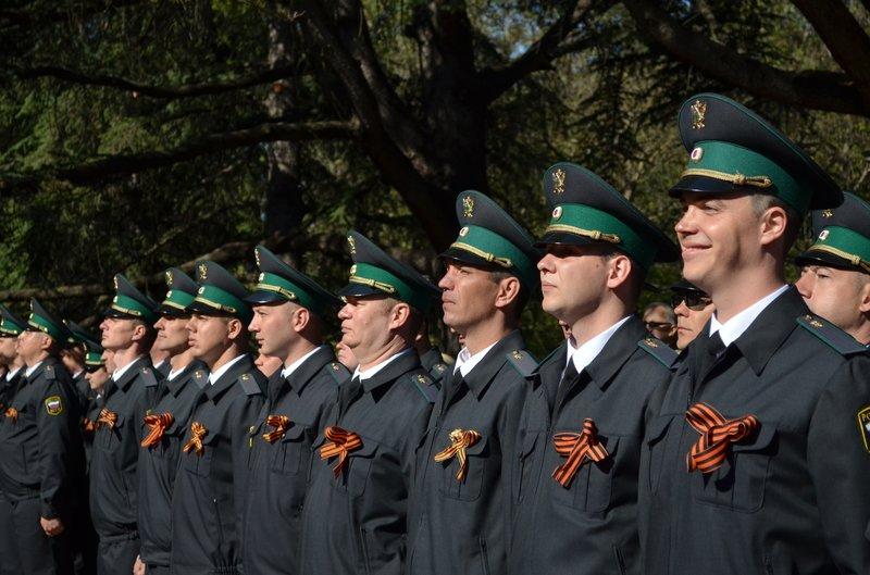 В Симферополе 114 судебных приставов по-новому дали присягу (ФОТО), фото-4