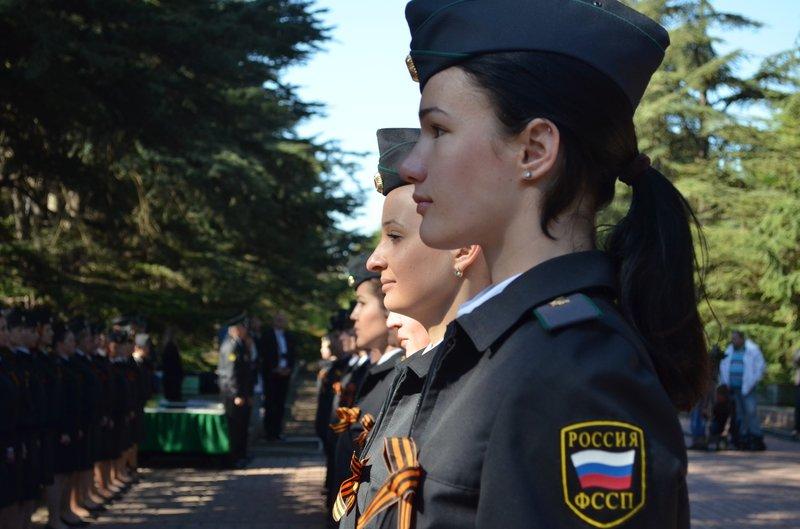 В Симферополе 114 судебных приставов по-новому дали присягу (ФОТО), фото-5