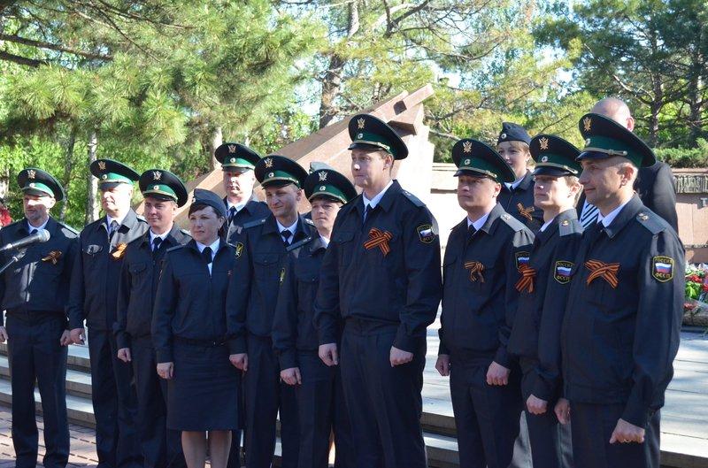 В Симферополе 114 судебных приставов по-новому дали присягу (ФОТО), фото-17