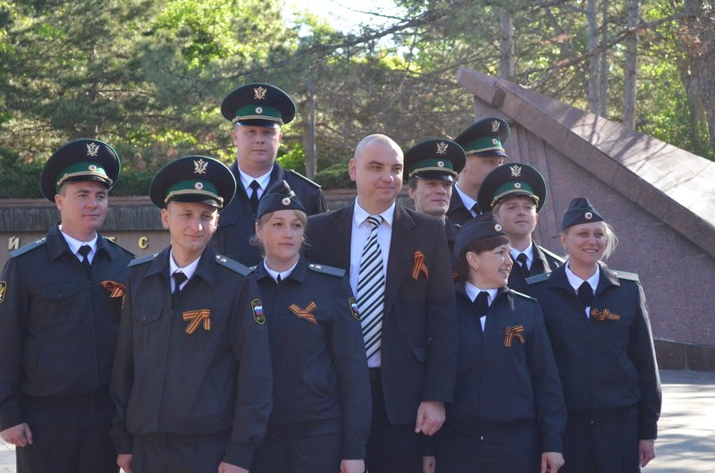 В Симферополе 114 судебных приставов по-новому дали присягу (ФОТО), фото-16