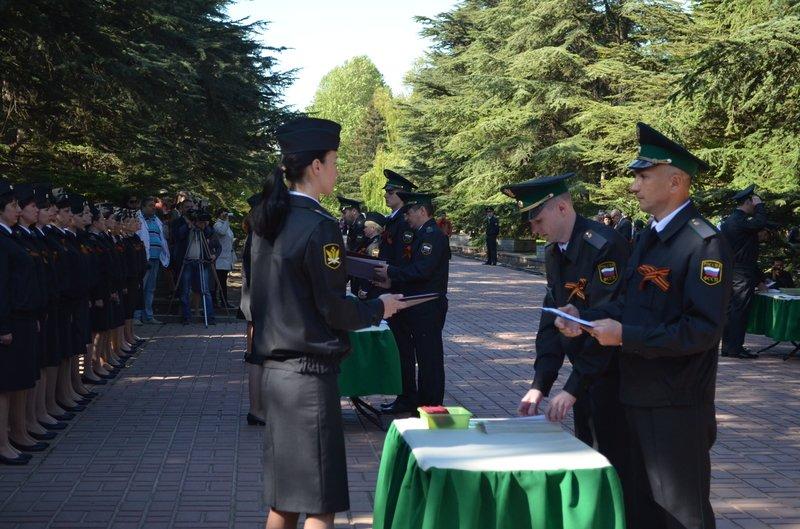 В Симферополе 114 судебных приставов по-новому дали присягу (ФОТО), фото-8