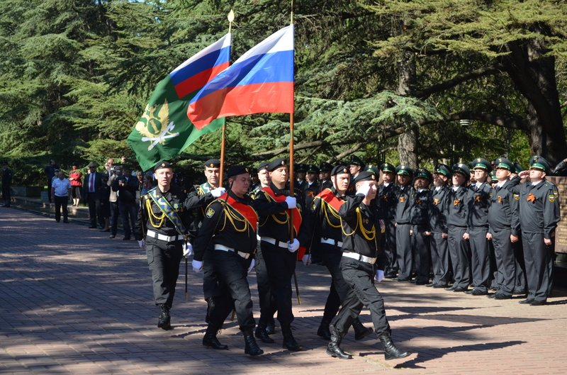 В Симферополе 114 судебных приставов по-новому дали присягу (ФОТО), фото-2