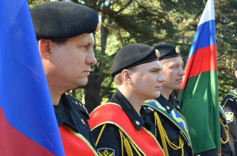 В Симферополе 114 судебных приставов по-новому дали присягу (ФОТО), фото-11