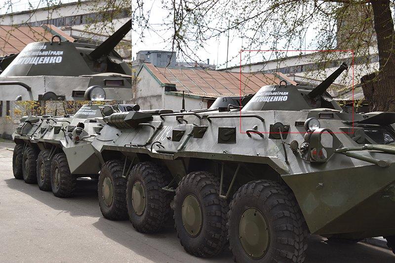От военного вторжения Николаев теперь будут защищать бронированные «Антощенко» (ФОТО), фото-2