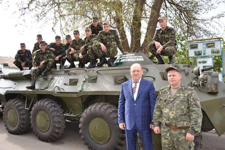 От военного вторжения Николаев теперь будут защищать бронированные «Антощенко» (ФОТО), фото-1