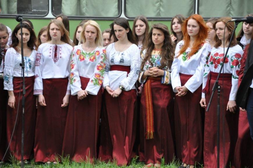 Як у Львові вшановували пам'ять загиблих під час Другої світової війни (ФОТОРЕПОРТАЖ), фото-7