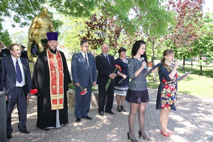 «У нас мирный город и мы празднуем День Победы!», - «временный» мэр Николаева, фото-8
