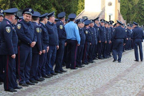 До захисту 9 травня готові: у Львові 700 правоохоронців провели навчання на «Пагорбі Слави» (ФОТО), фото-3