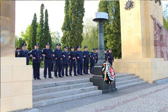 До захисту 9 травня готові: у Львові 700 правоохоронців провели навчання на «Пагорбі Слави» (ФОТО), фото-4