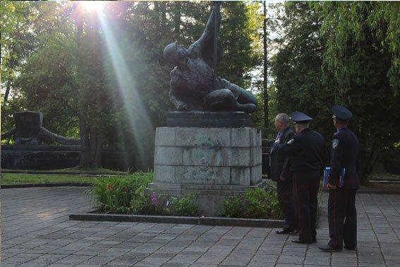 До захисту 9 травня готові: у Львові 700 правоохоронців провели навчання на «Пагорбі Слави» (ФОТО), фото-2