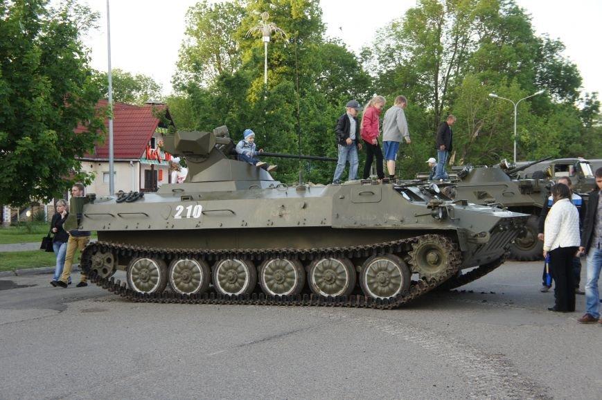 Показ боевой техники,посвященный 69 годовщине Победы, фото-1