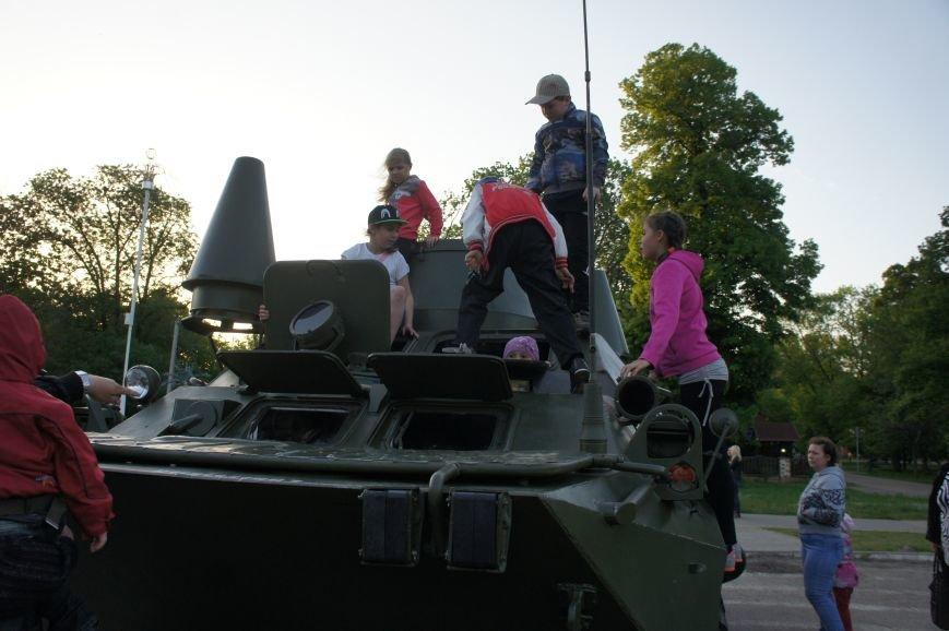 Показ боевой техники,посвященный 69 годовщине Победы, фото-2