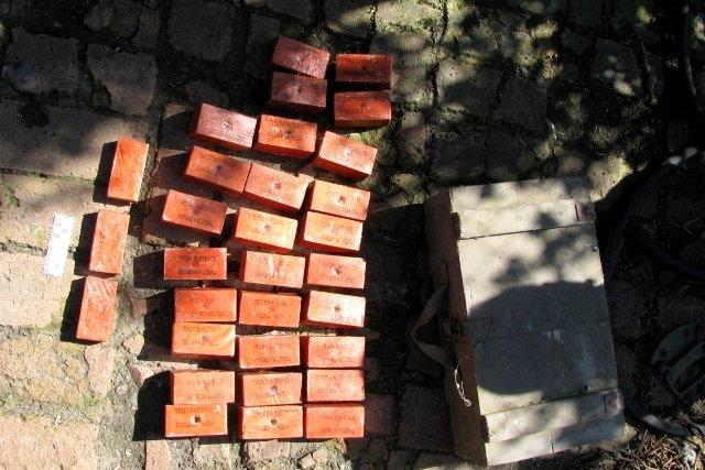 У Кіровоградській області СБУ вилучила з незаконного обігу засоби враження (фото), фото-1