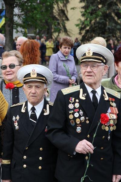 Николаевцы возложили цветы к памятнику Ольшанцам (ФОТО), фото-5