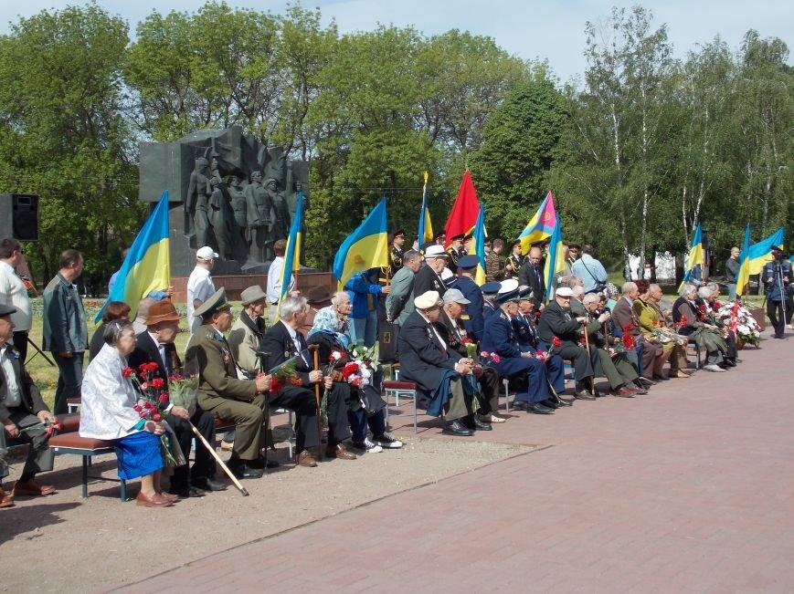 День Победы в Кировограде прошел скромно и спокойно (фото), фото-2