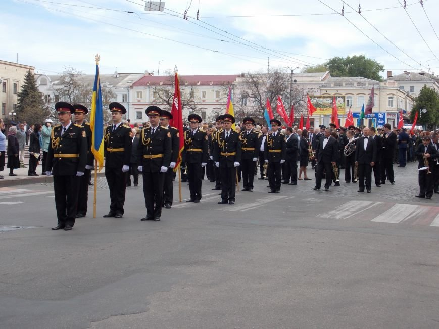 День Победы в Кировограде прошел скромно и спокойно (фото), фото-1