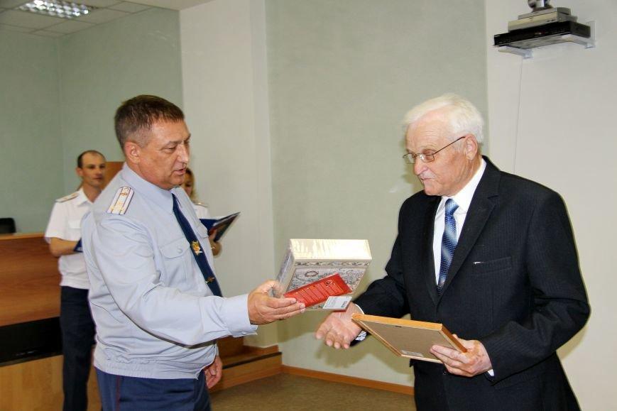В Ульяновской области отметили 95-летие со дня образования уголовно-исполнительных инспекций, фото-2