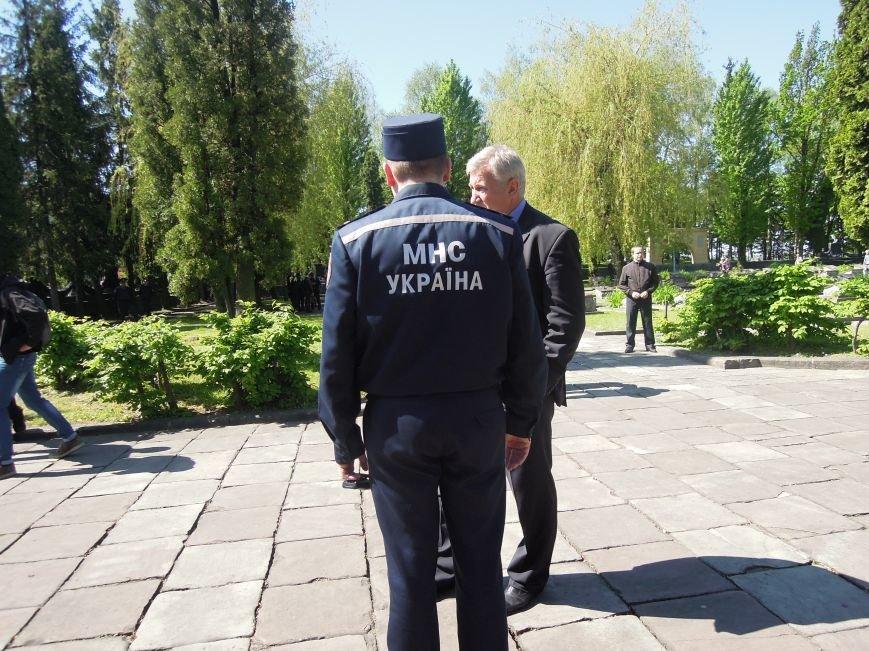 У Львові «комуністи» 9 травня хочуть напасти на ветеранів?, фото-7