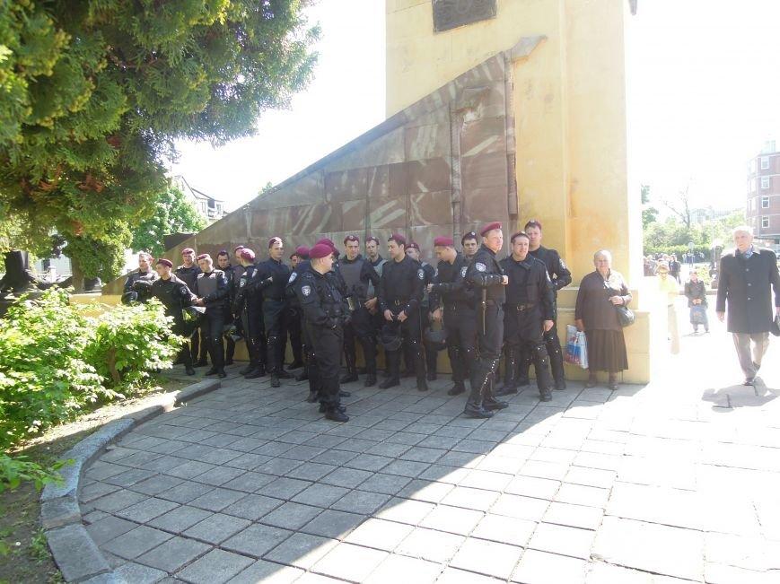 У Львові «комуністи» 9 травня хочуть напасти на ветеранів?, фото-6