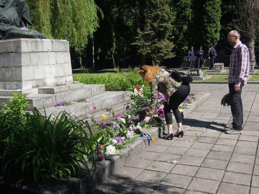 У Львові «комуністи» 9 травня хочуть напасти на ветеранів?, фото-10