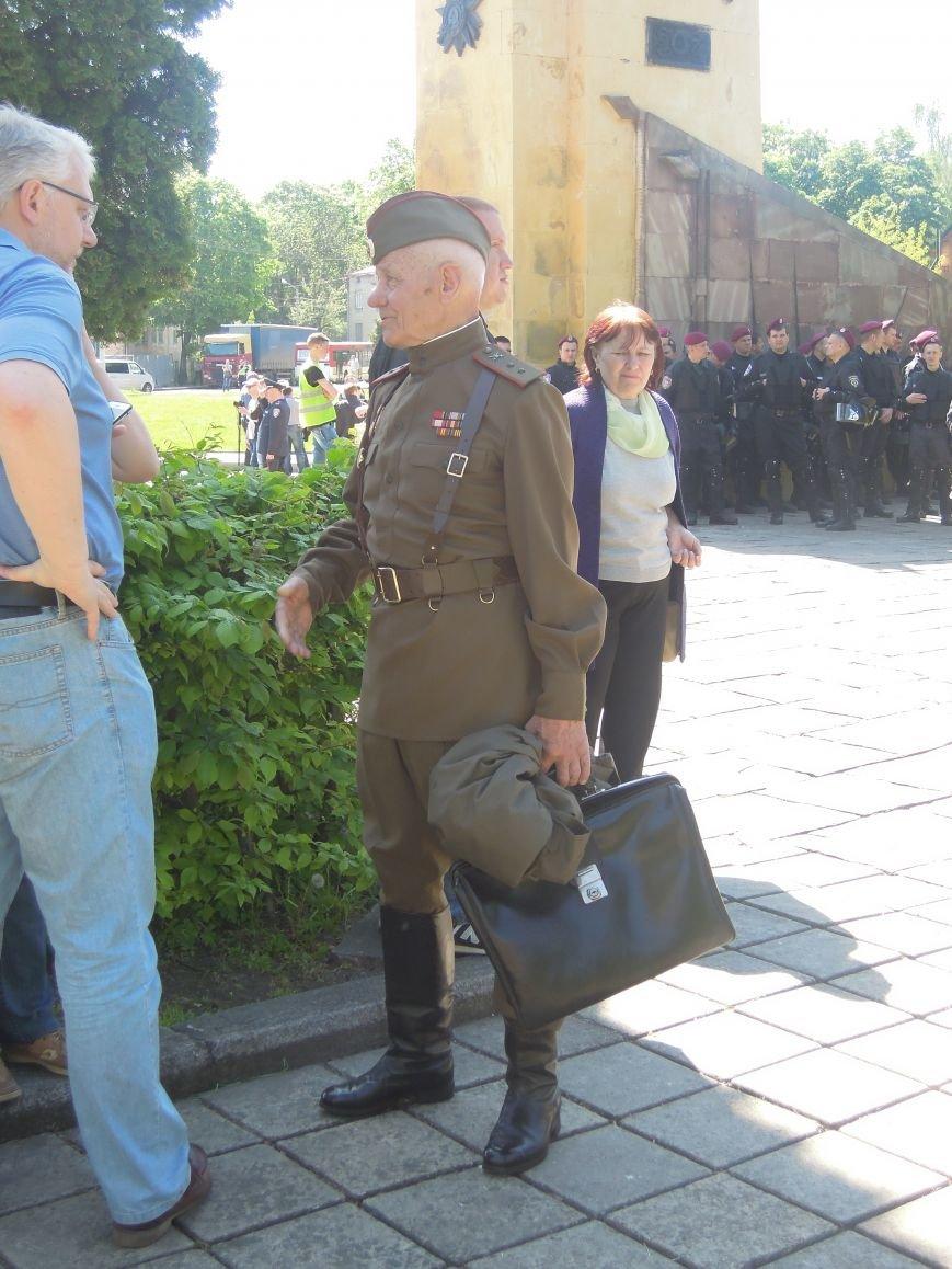 У Львові «комуністи» 9 травня хочуть напасти на ветеранів?, фото-15